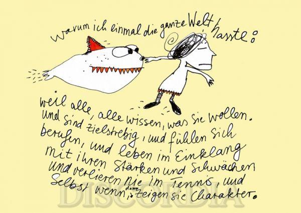 Postkarte KD001