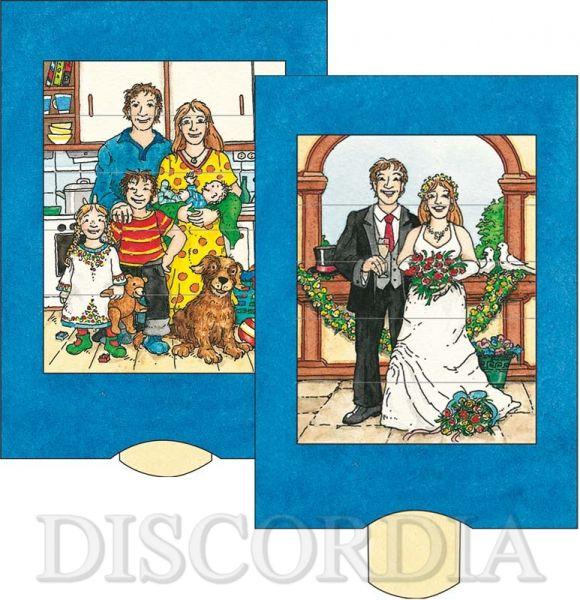 Doppelkarte LK050