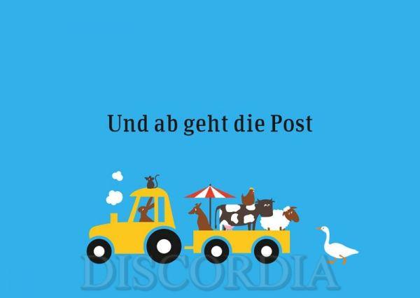 Postkarte HH025