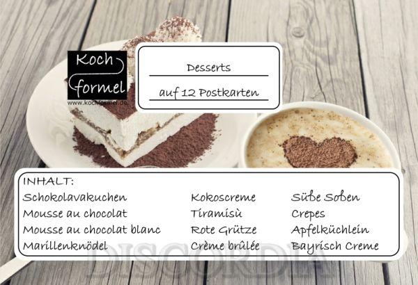 Mäppchen Rezeptkarten SKF04